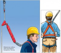 Arbeitssicherheit - Absturzsicherung