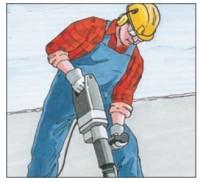 Arbeitssicherheit - Kapselgehörschützer