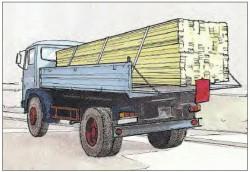 Arbeitssicherheit - Ladungssicherung