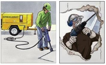 Arbeitssicherheit - Lärm