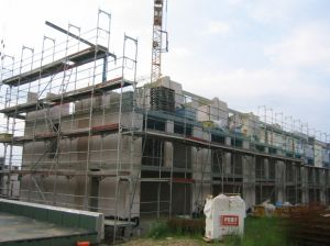 neubau-wohnhaus