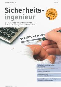 sicherheitsingenieur-fachzeitschrift